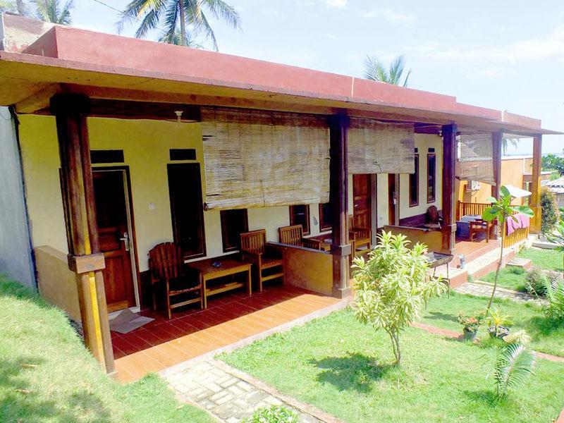 Penginapan Bukit Indah Sawarna