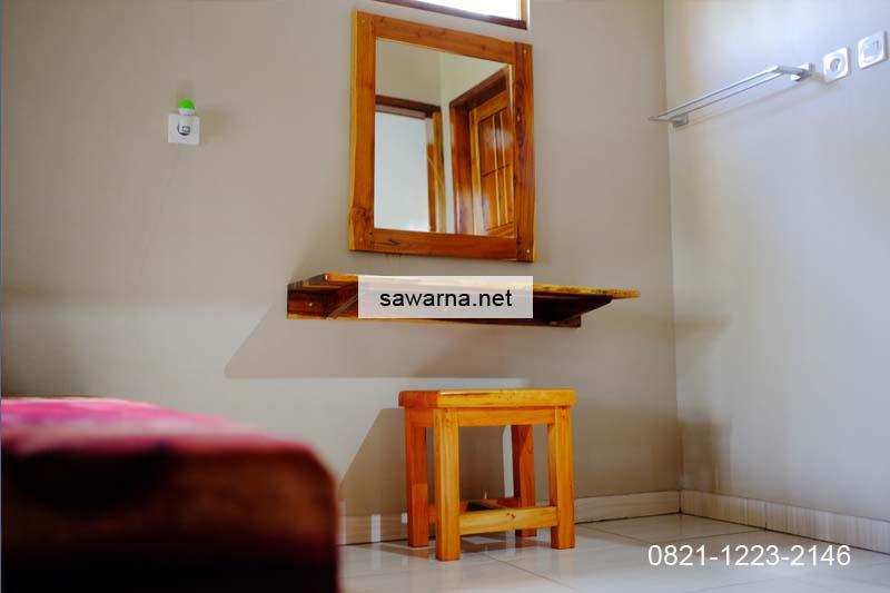 Fasilitas Kamar Andrew Sawarna