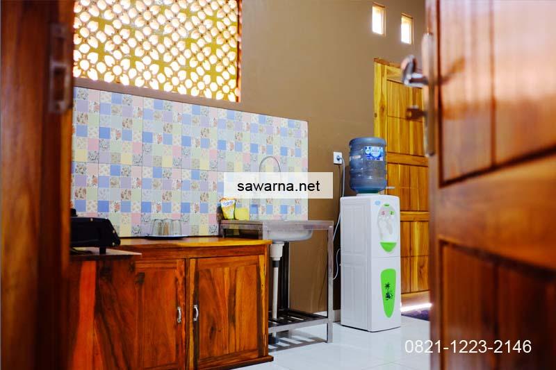 Fasilitas Dapur Andrew Sawarna
