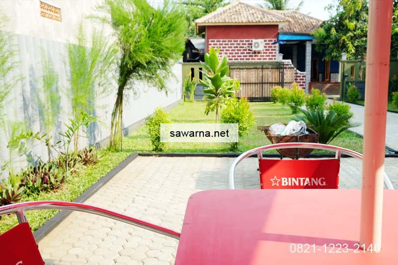 Halaman depan Andrew Pasput Sawarna