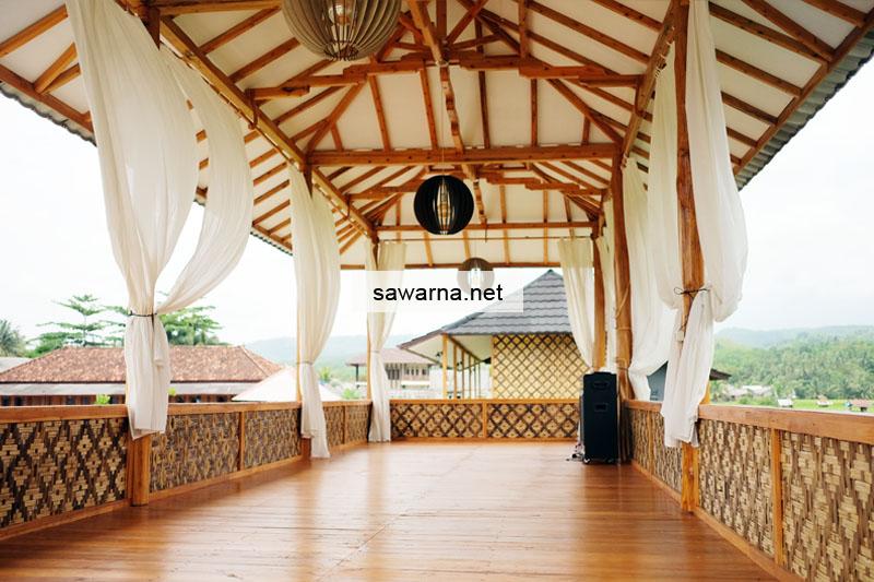 Aula Sinar Matahari Resort Sawarna
