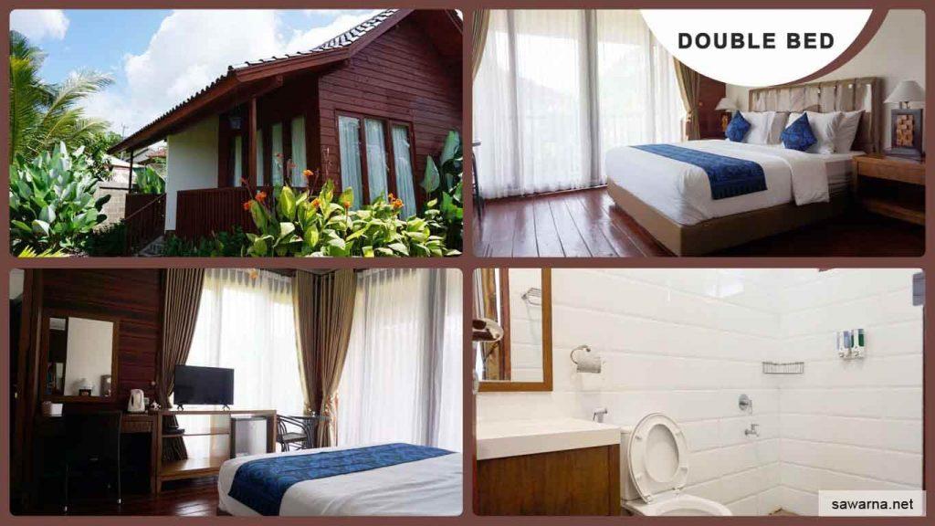 Deluxe Doube Bed
