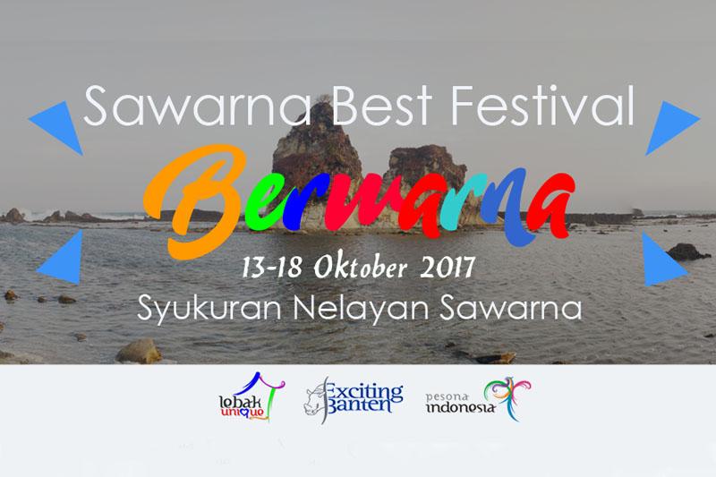 Sawarna Best Festival 2017