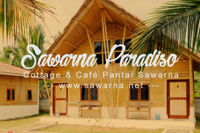 Sawarna Paradiso Cottage Sawarna