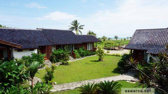 Sawarna Resort