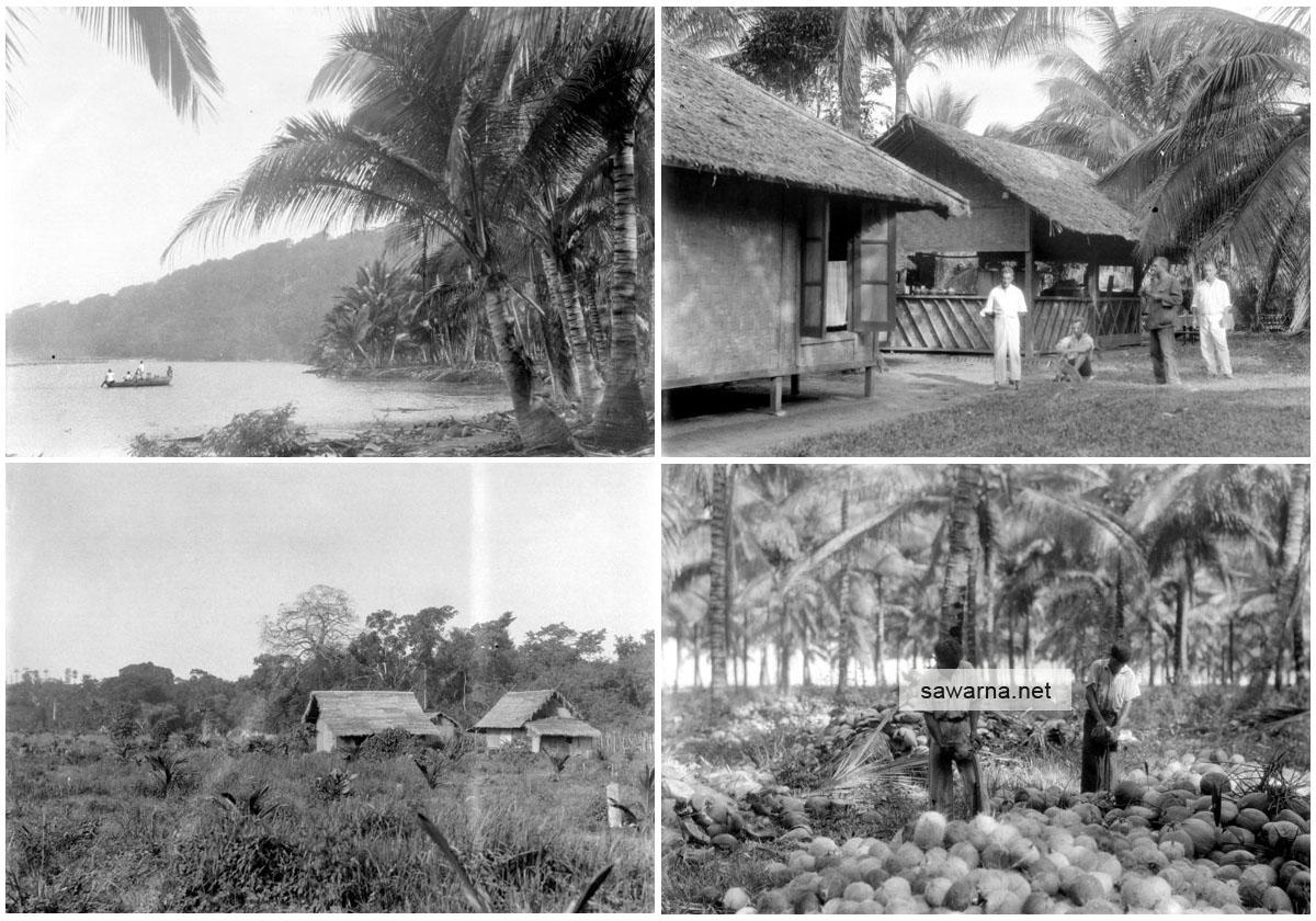Sejarah Sawarna