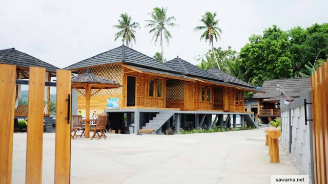 Sinar Matahari Resort