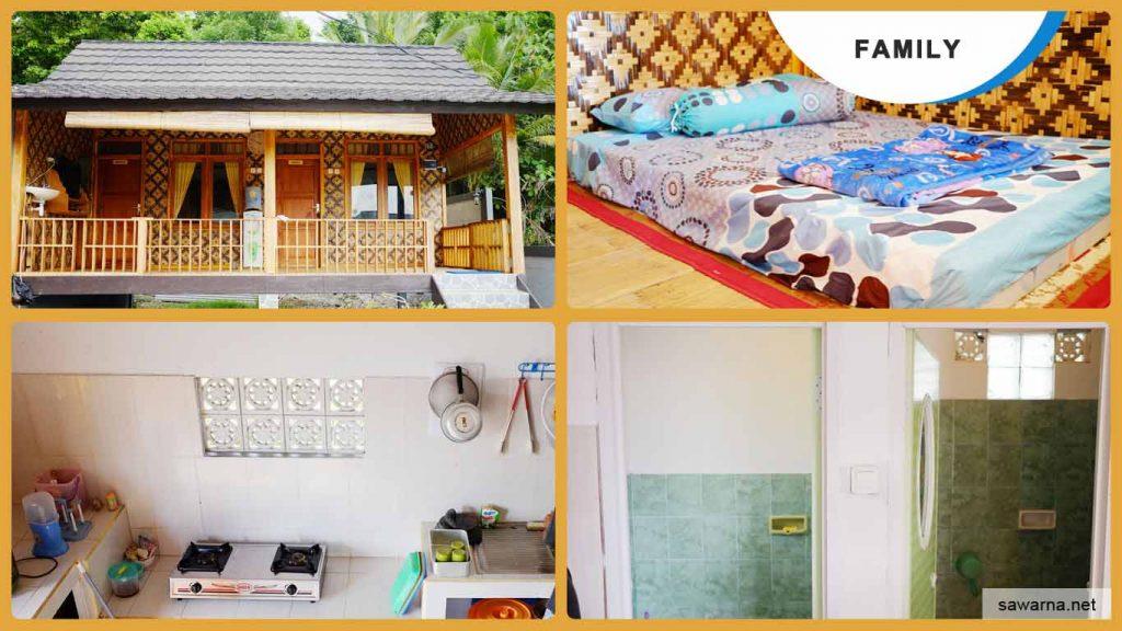Sinar Matahari Resort Tipe Family