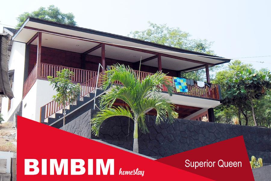 Homestay Bimbim Sawarna - Superior Queen