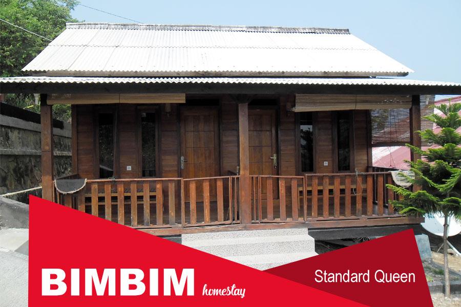 Homestay Bimbim Sawarna - Stadard Queen