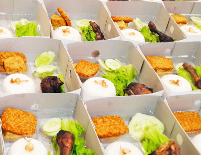Catering Nasi Box Sawarna