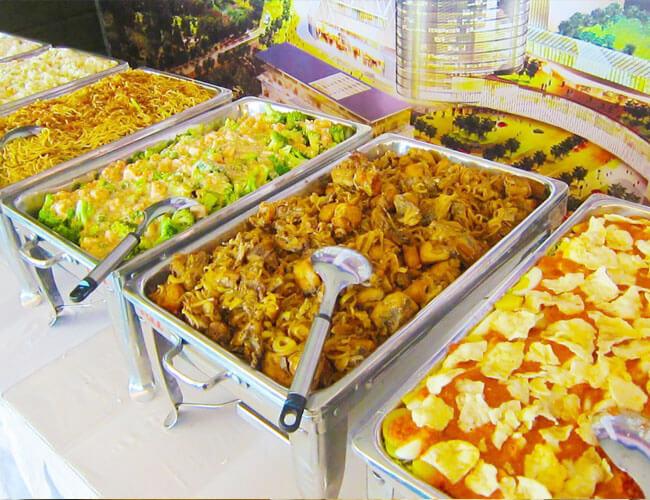 Catering Prasmanan Sawarna