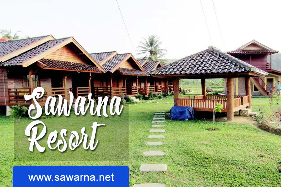 Sawarna Resort Hula Hula Paradiso