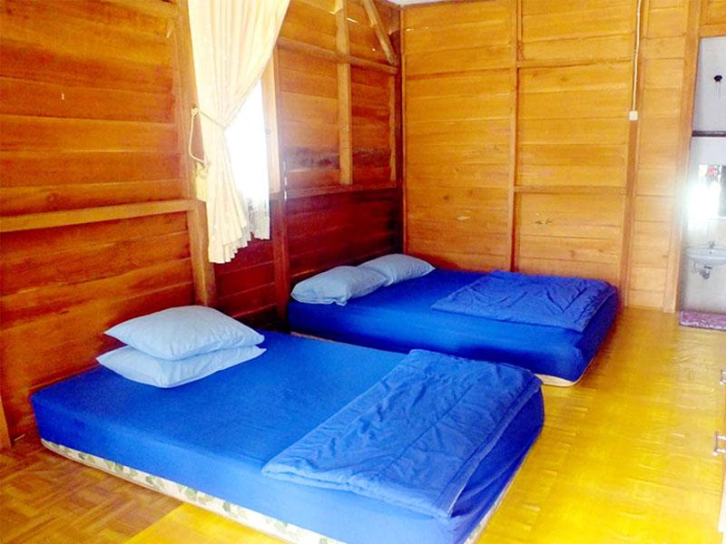Tempat Tidur Little Hula Hula Sawarna Type Rimba