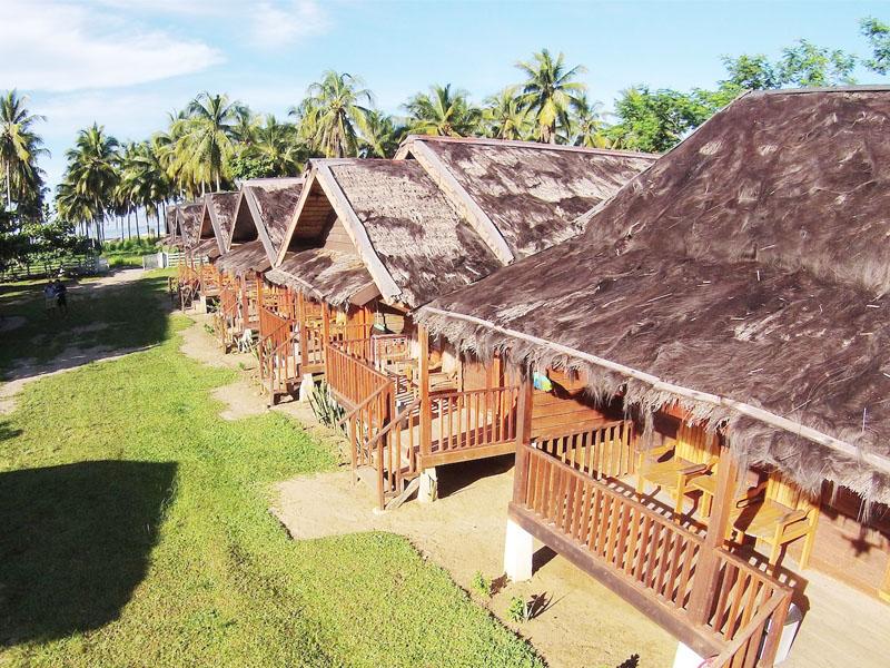 Villa Hula Hula Sawarna