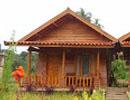 Penginapan Jamrud Villa Little Hula Hula Sawarna