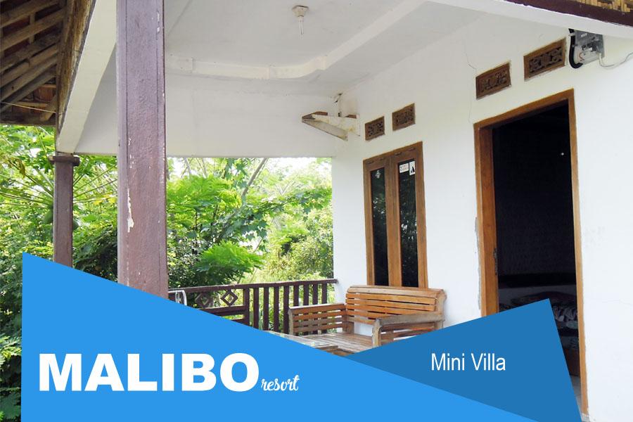 Malibo Resort - Mini Villa