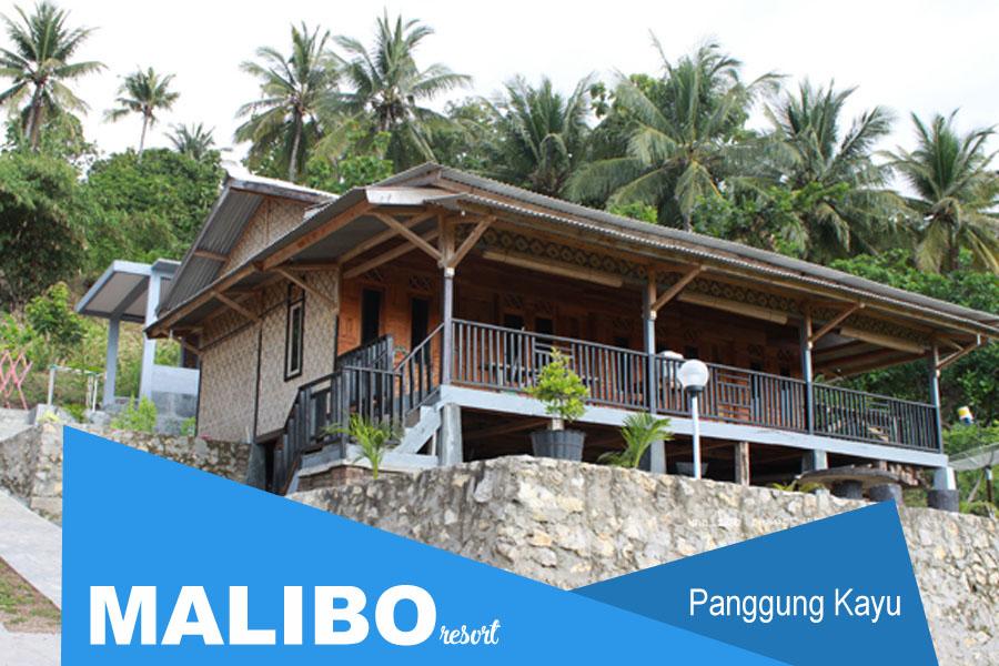 Malibo Resort - Panggung Kayu