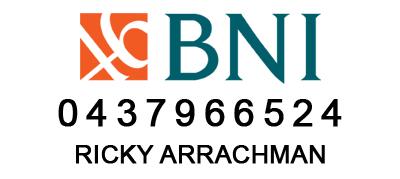 Nomor Rekening BNI