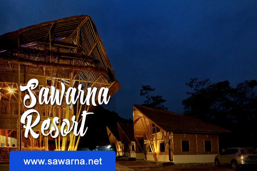 Sawarna Resort - Sawarna Paradiso