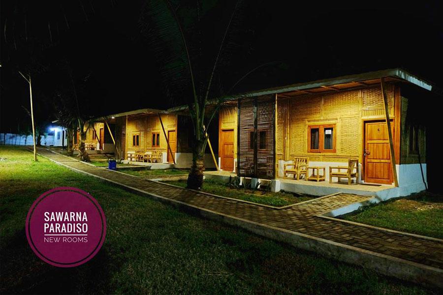 Resort Sawarna Paradiso