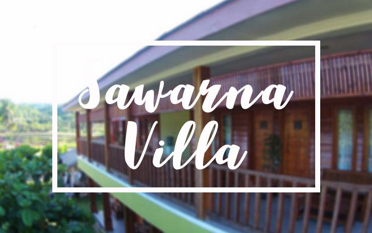 Daftar Villa Sawarna