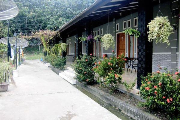 Villa Family Sawarna