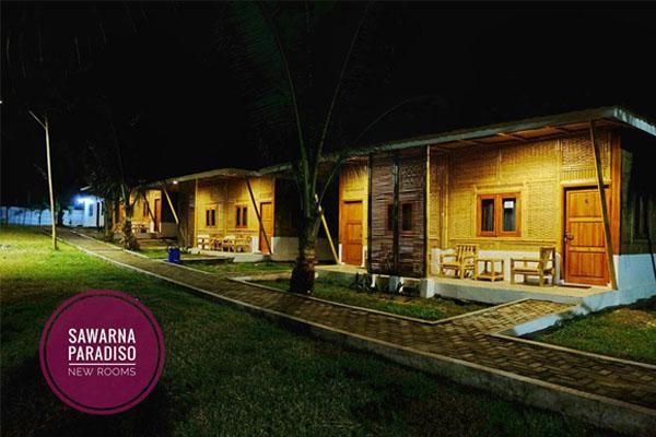 Sawarna Paradiso Resort