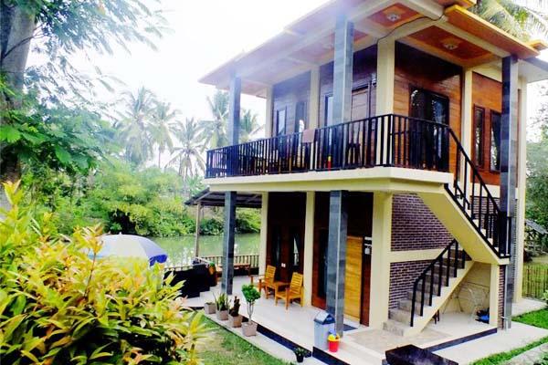 Villa Andrew Batara Sawarna