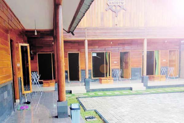 Villa Batara Pasput Sawarna