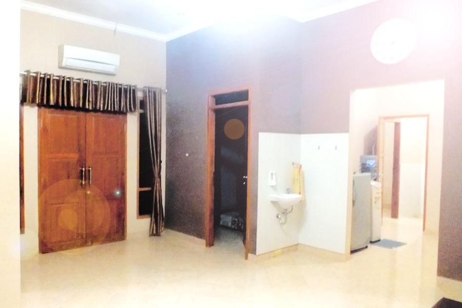 Ruangan Tengah Widadana Homestay