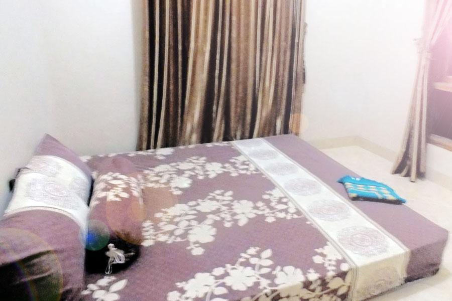 Kamar Tidur Homestay Widadana Sawarna